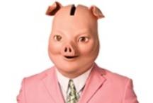 Feed the Pig / by Benjamin Bankes