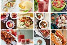 fun foods / by Elaine Carstensen
