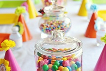 Polly's Rainbow Party / by Harriet W