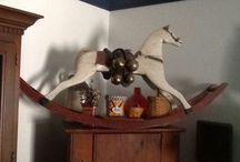 Rocking horses / by Debbie Greene