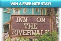 San Antonio Travel ideas / Travel to San Antonio Texas ideas and tips / by Inn on the Riverwalk