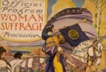 Women's Suffrage / by Gilder Lehrman Institute