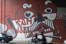 Street Art / by Descomplicarte Blog