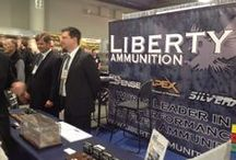 SHOT Show 2014 / by Liberty Ammunition