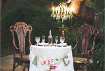 Wedding decorating ideas I love / by Yvonne Scott