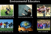 Enviro Ed! Crafts & Experiments / fun, fUN, FUN!!! / by Carrie Nameth