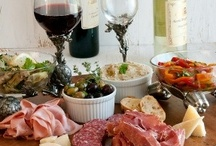 appetizers / by Diana McLaughlin