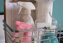 Cleaning Tips & Tricks / by Crystal Moore