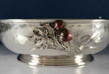silver / by Diana McLaughlin