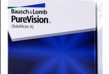 Bausch + Lomb Contact Lenses / Bausch + Lomb Contact Lenses / by AC Lens