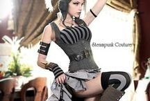 Costume Ideas / Halloween and Cosplay Ideas / by Style Estate