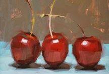 still life art / still life paintings / by Diana McLaughlin