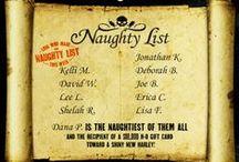 Harley-Davidson Naughty List / The baddest deserve the best. Welcome to our Naughty List.  / by Harley-Davidson