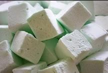 Naked Marshmallows! / by Fluff It! Marshmallows