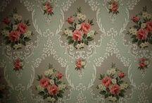 wallpaper / by Elizabeth Gay