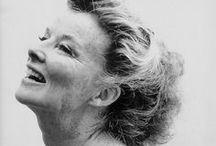Katharine Hepburn / by Elizabeth Gay