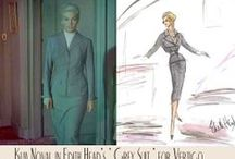 Costumes: Sketches to Screen / Movie costume drawings and photos of the movie image or the film screen tests / by SEllen