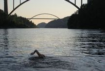 Open water : Simply Swim / We Love Open Water Swimming! / by Simply Swim