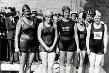 Vintage Swim : Simply Swim  / Vintage inspired swimsuits and swimming photos from back in the day! / by Simply Swim