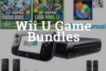 Wii U Console Bundles / Wii U - Wii and Nintendo Wii games, consoles & bundle deals, Get free & fast shipping plus resource guides, reviews, videos - at the Wii and Wii U Superstore: http://www.wiishopexpress.com/ / by WiiShopExpress