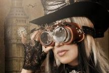 Steampunk Clothing, Props, and Photography Ideas / by The Portrait Photography Group