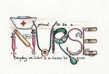Nursing / Thalia Hernandez tarafından