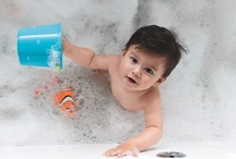 Bathtime / Splishy, splashy, soft and scrubby. Dive in to bathtime with our creative activity ideas, sing-along songs and bath toys. / by Disney Baby