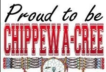 Chippewa Cree Metis - Native and Proud / I am enrolled with Rocky Boy. My ancestors come from Canada and the Great Lakes and North Dakota / by Angela