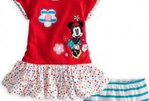 Star Spangled Summer / Get ready for baby's first 4th of July with ideas sure to light up any celebration! / by Disney Baby