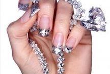Diamonds Are A Girls Best Friend / by Kathryn Lewer