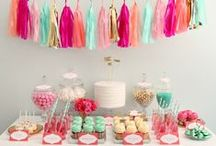 Party Ideas {Group Board} / All things PARTY (Decor, Invitations, Cakes, DIY ideas). This is a pinterest group board for people to pin and share ideas.  If you would like to be a contributor to this board please email me at Sohosonnet@gmail.com. Maximum of 10 posts a day please. You must be following my boards to be added.  / by SohoSonnet Creative Living