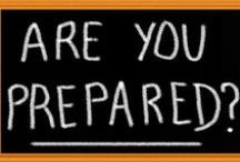 Be Prepared / by Dave Stonehouse