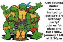 Teenage Mutant Ninja Turtles / by Yolanda McDowell
