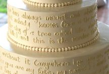 Wedding Bliss (Future Reference) / Wedding Inspirations  / by Catie Roberson
