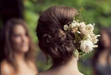 Hair ideas for your wedding / by Jolene H.