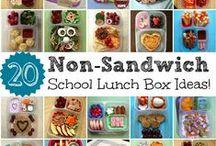 {For the Girls} School Lunch / by Jen Baird-Wieringa