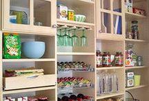 Kitchen Organization Ideas / by ShelfGenie
