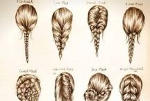 {For the Girls} Hairstyles / by Jen Baird-Wieringa