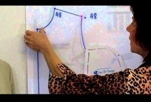 Pattern Alterations & Grading / by M b