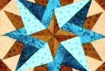 Quilt Paper Pieced Blocks 1 / by M b
