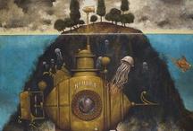 Steampunk / by Charles Hankey