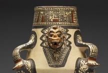 Pre-Columbian Art / by Charles Hankey