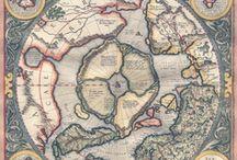 Maps / by Charles Hankey
