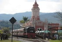 trem, nostalgia! / by Damiria Machado