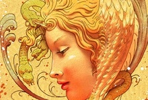 Mythologie / by Carole Chevrefils