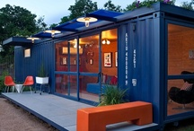 Shipping Containers / by Wayne Bradley