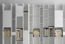 Bookcases, shelving & TV Room ideas / by Josefina Alurralde