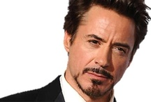 Robert Downey Jr. / by Sarita Lazarus
