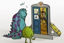 Doctor Who / by Emily Hollingsworth