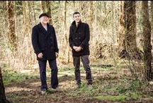 Goldstream Peacoat / by Thread Theory Designs, Inc.